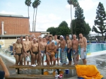 Saturday Alumni Water Polo game